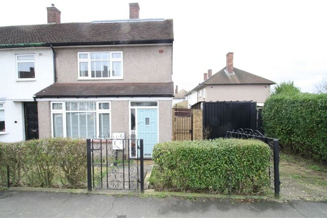 Thumbnail Semi-detached house for sale in Arrowsmith Road, Chigwell, Essex