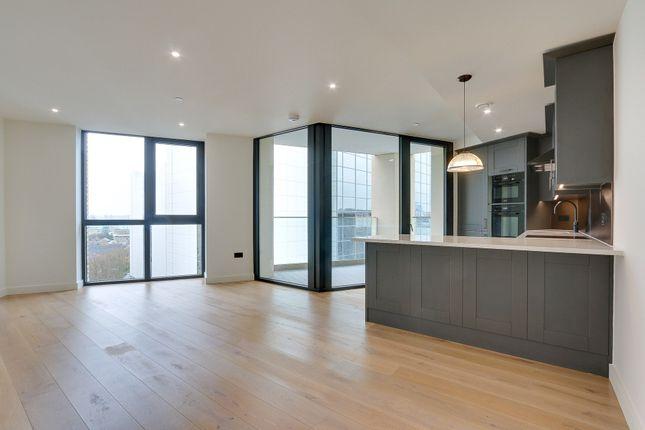 Thumbnail Flat to rent in Emery Wharf, Vaughn Way, Wapping