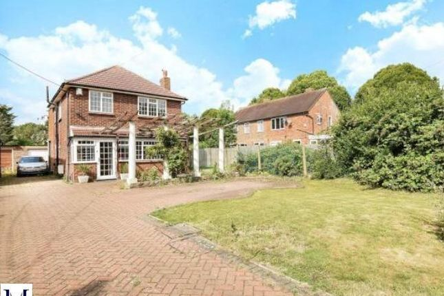 Thumbnail Detached house for sale in Old Ruislip Road, Northolt
