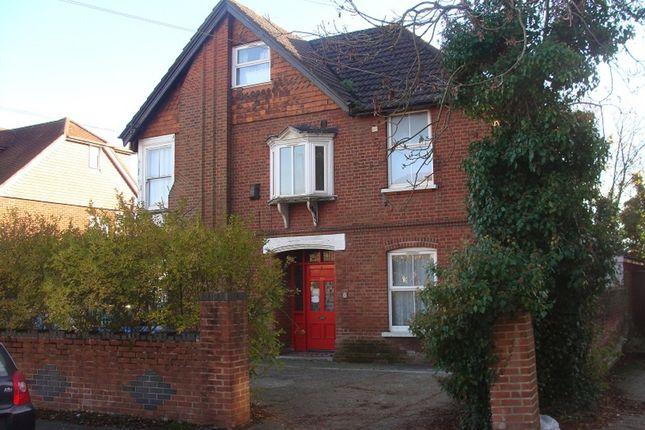 Thumbnail Terraced house to rent in Lawn Road, Southampton