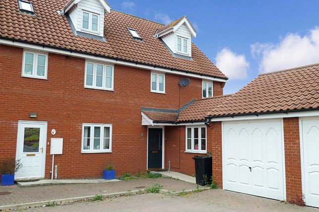 Thumbnail End terrace house for sale in Rose Terrace, Diss, Norfolk