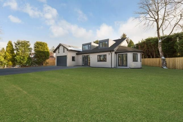 Thumbnail Detached house for sale in Runnymede Road, Ponteland, Newcastle Upon Tyne, Northumberland