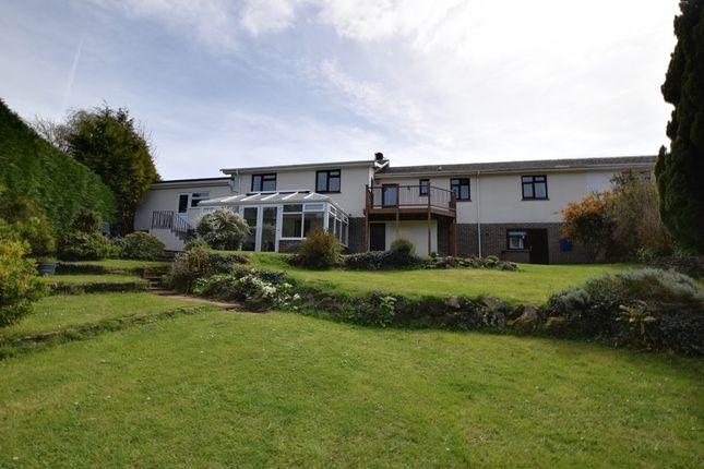 Thumbnail Property for sale in Trusham, Newton Abbot, Devon