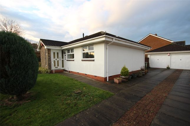 Thumbnail Detached bungalow for sale in 28 Swinburn Drive, Carlisle, Cumbria