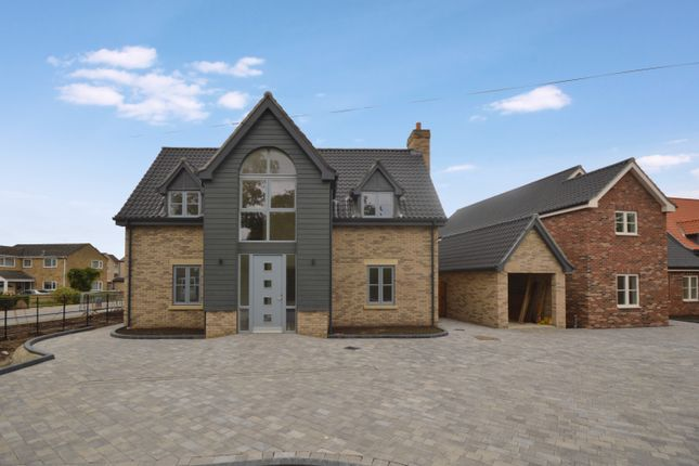 Detached house for sale in Ely Road, Littleport, Ely, Cambridgeshire