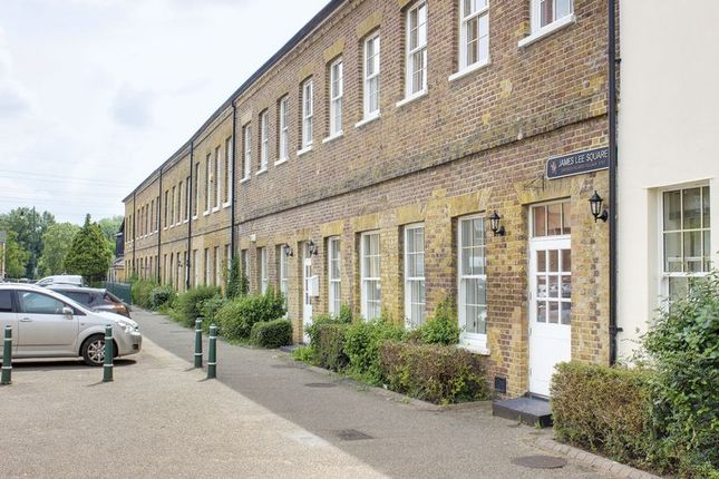 Thumbnail Flat for sale in James Lee Square, Enfield
