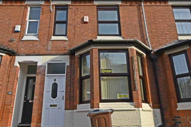 Thumbnail Terraced house to rent in Ilkeston Road, Nottingham