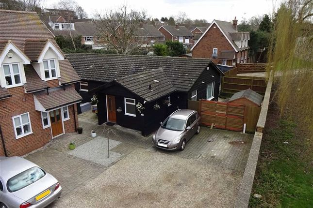 Thumbnail Bungalow for sale in Eleanors, Watersmeet, Harlow, Essex
