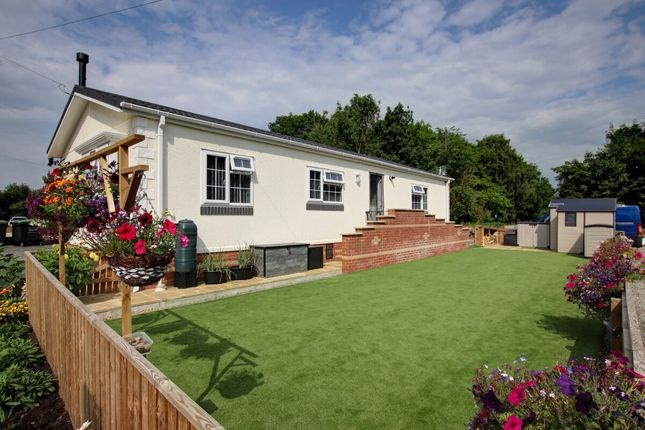 Thumbnail Bungalow for sale in Bewick Main Residential Park, Birtley, Chester Le Street