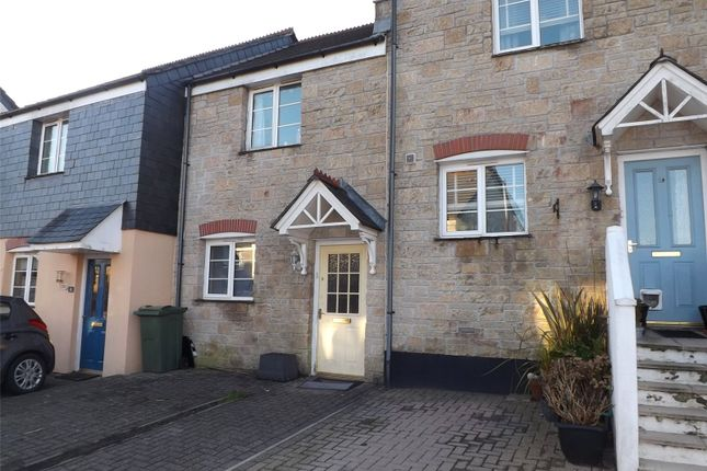 Thumbnail Terraced house to rent in Helena Court, Penwithick, Cornwall