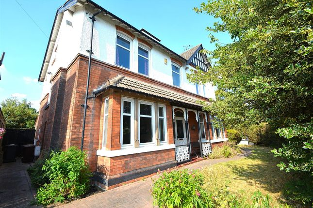 Thumbnail Detached house for sale in Nottingham Road, Long Eaton, Nottingham