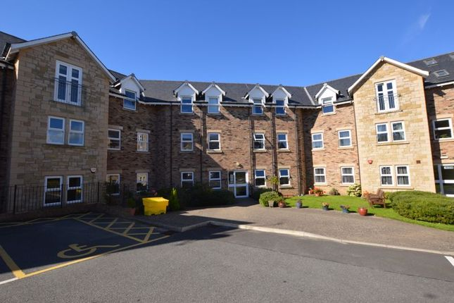 2 bed flat for sale in Park View, Alnwick NE66