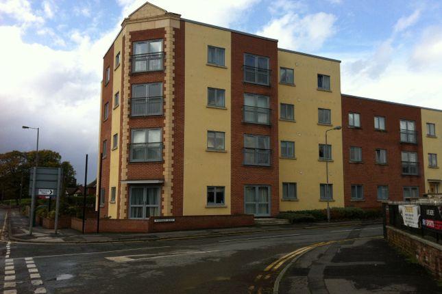 Thumbnail Flat to rent in White Cross Court, Borron Road, Newton-Le-Willows