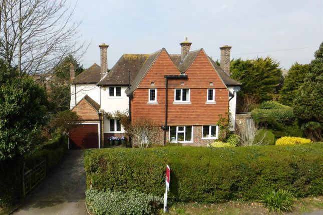 Thumbnail Detached house for sale in Firle Road, Seaford