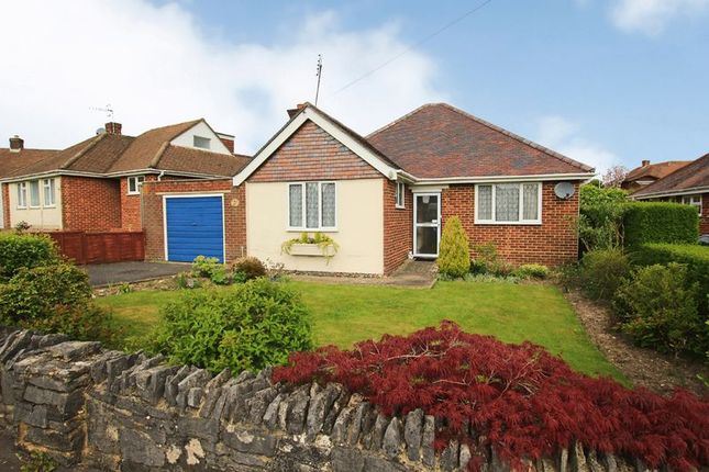 Thumbnail Detached bungalow for sale in Hollybank Road, Hythe, Southampton
