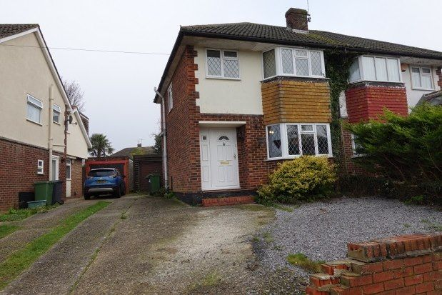 Thumbnail Semi-detached house to rent in Chandler Road, Basingstoke
