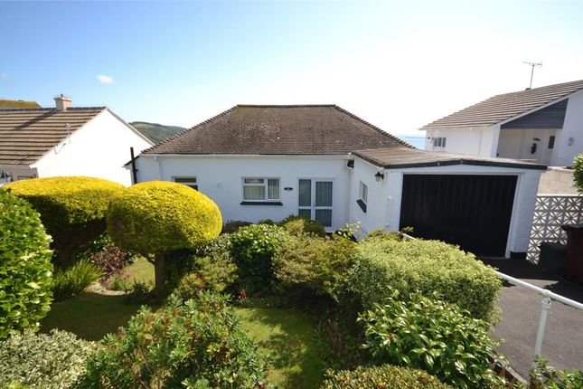 Thumbnail Detached bungalow for sale in Listowel Drive, Looe, Cornwall