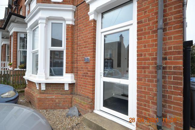 1 bed flat to rent in Constable Road, Felixstowe IP11