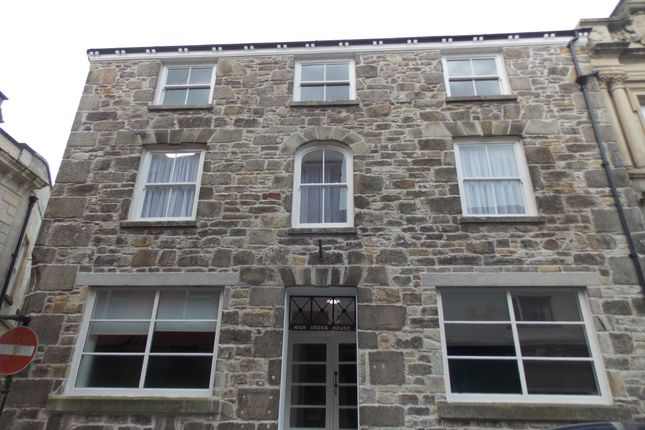 Thumbnail Flat to rent in High Cross House, High Cross Street, St Austell