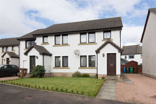 Thumbnail Semi-detached house for sale in Eastgait Rise, Tayport