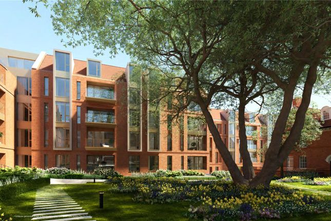 Thumbnail Flat for sale in Hampstead Manor, Kidderpore Avenue, London