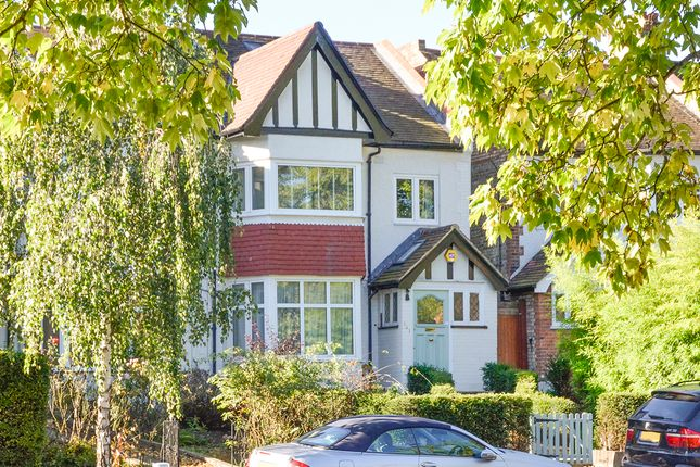 Thumbnail Detached house to rent in Priory Road, London