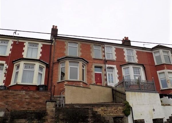 3 bed terraced house to rent in Richmond Road, Six Bells, Abertillery. NP13