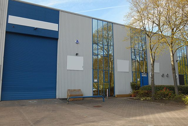 Thumbnail Warehouse for sale in Unit 9 Ravenhurst Court, Warrington