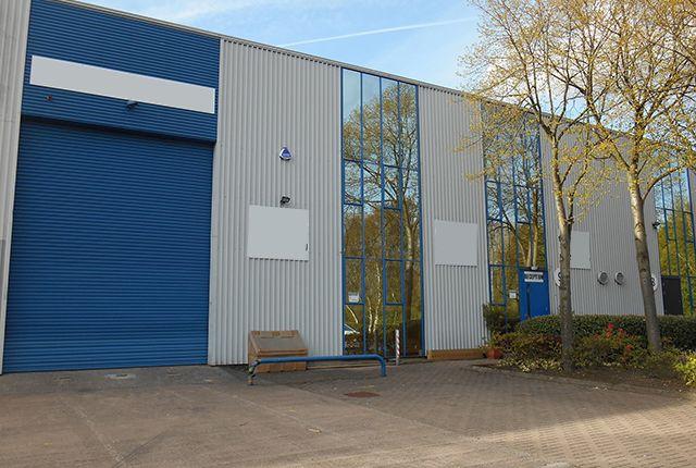 Thumbnail Warehouse for sale in Unit 9 Ravenhurst Court, Warrington