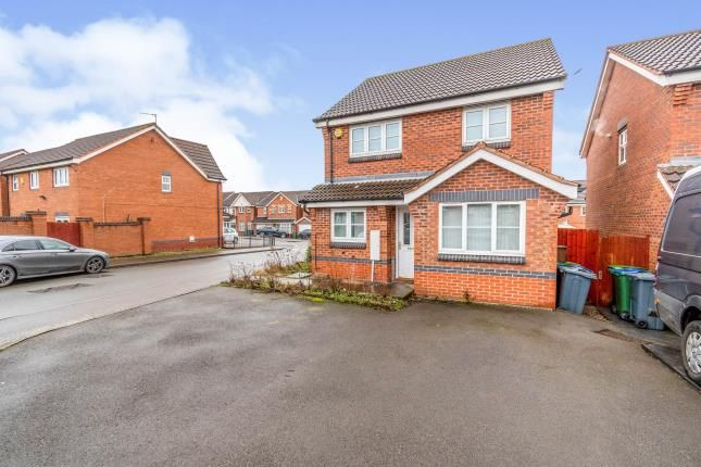 3 bed detached house for sale in Magnolia Drive, Tamebridge, Walsall, West Midlands WS5