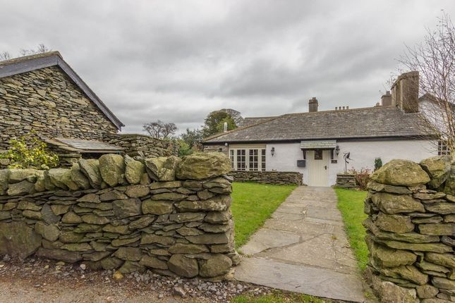 Thumbnail Cottage for sale in The Old Courthouse, Bigland Hall, Backbarrow