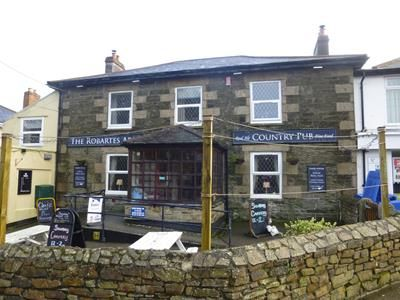 Pub/bar for sale in Robartes Arms, Robartes Terrace, Illogan, Redruth