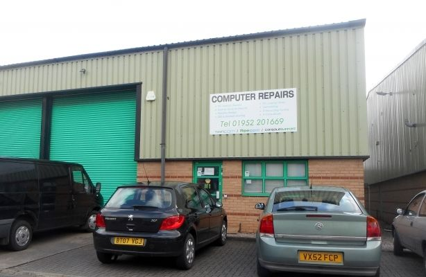 Warehouse for sale in Unit 12, Queensway Link, Stafford Park 17, Telford, Shropshire
