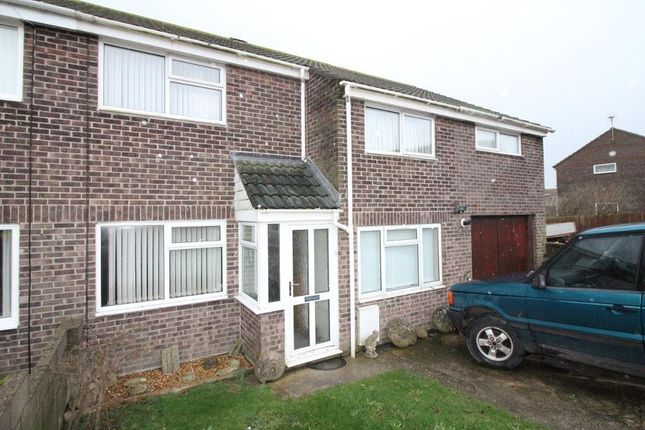 4 bed end terrace house for sale in Wallsend, Portland, Dorset