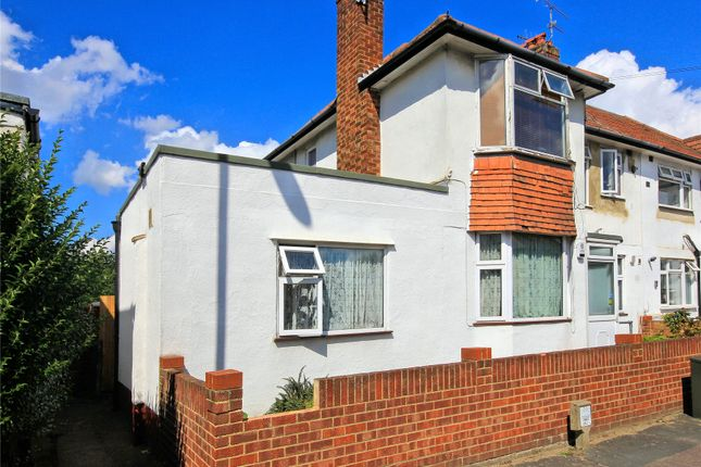 Thumbnail Maisonette for sale in Woking, Surrey