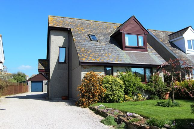 Thumbnail Detached house for sale in Sheviock Lane, Crafthole, Torpoint