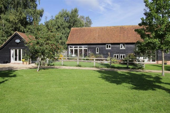 Thumbnail Barn conversion to rent in Wellhouse Lane, Hermitage, Thatcham