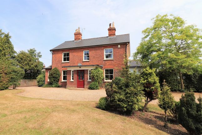 Thumbnail Detached house for sale in Silver Hill, Hintlesham, Ipswich, Suffolk