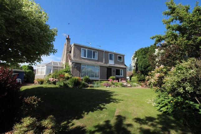 Thumbnail Detached house for sale in Dickson Avenue, Hillside, Montrose