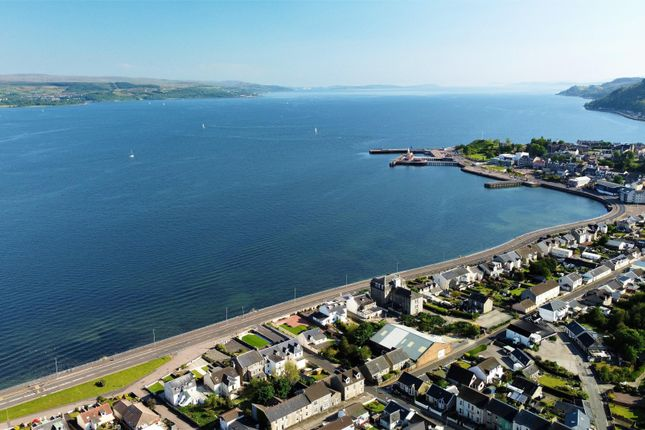 Thumbnail Flat for sale in Rossmount, Flat 1, 118 George Street, Dunoon