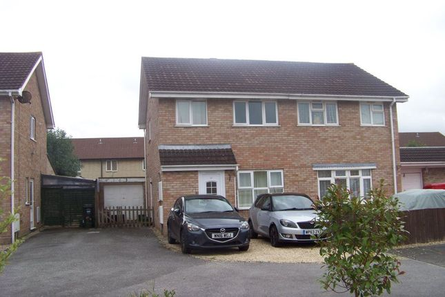 Thumbnail Property to rent in Austen Drive, Weston-Super-Mare