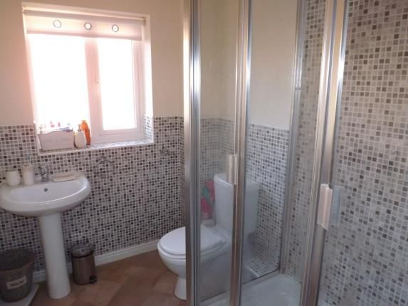 Ensuite of Raleigh Close, Stoke-On-Trent, Staffordshire ST4