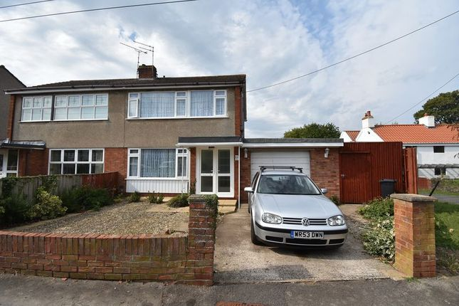 Thumbnail Semi-detached house for sale in Jubilee Road, Kingswood, Bristol