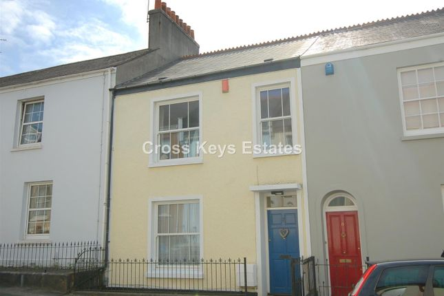 Front 1 of Anns Place, Stoke, Plymouth PL3