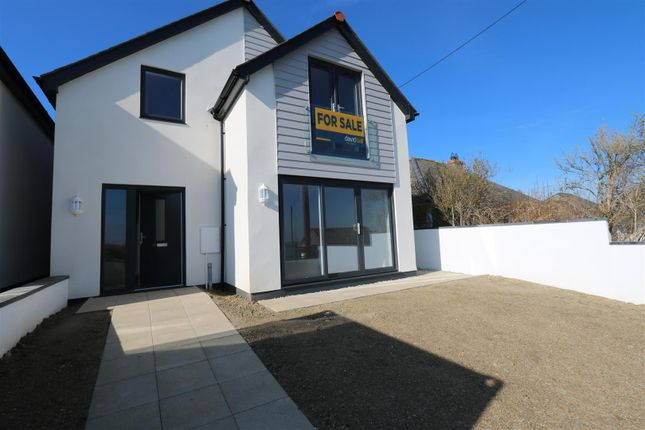Thumbnail Detached house for sale in Cubert, Newquay