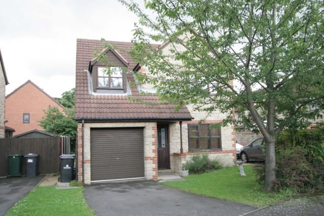 Thumbnail Detached house to rent in Maidwell Way, Kirk Sandall, Doncaster
