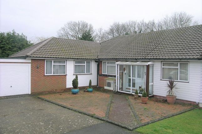 Thumbnail Bungalow for sale in Barons Way, Polegate