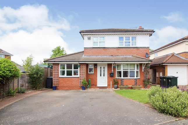 Thumbnail Detached house for sale in Baldenhall, Malvern