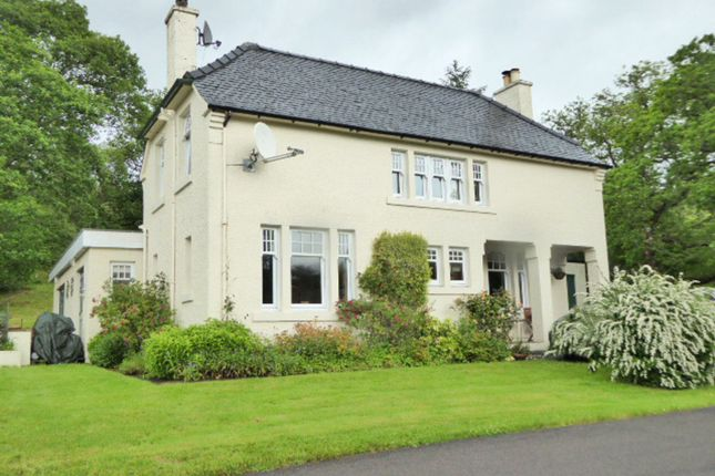 Thumbnail Detached house for sale in The Old House, Camus Na Ha, Fort William