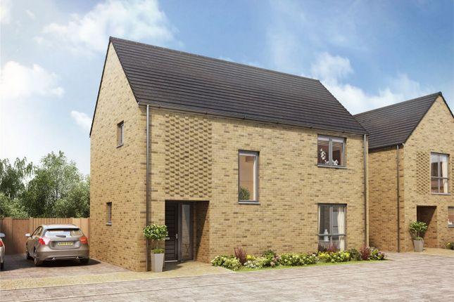 Thumbnail Detached house for sale in Centennial Gate, Waterbeach, Welwyn Garden City, Hertfordshire